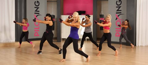 Piloxing / Knockout